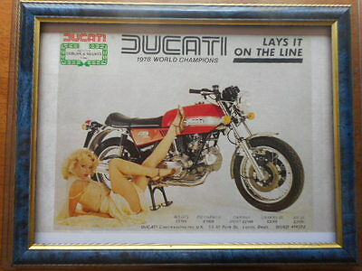 Ducati 900 GTS : does not come with frame
