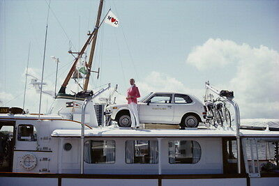 """'No Transport Problems' 1982 by Slim Aarons - Original 12x16"""" C-type photograph"""