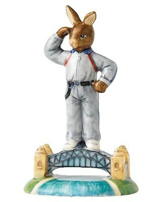 Royal Doulton Australiana ltd edn Sydney Harbour Bridge Bunnykins DB506 (NIB)