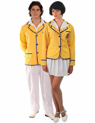 Happy Camper Couples Fancy Dress Costumes