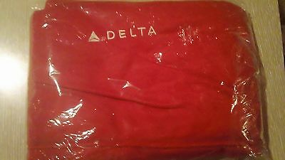 Delta Airlines First Class Blanket - Embroidered