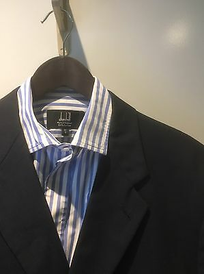 Men Suit (Mani) with Shirt (Dunhill)