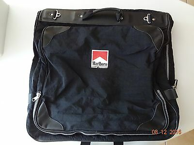 Team Penske Marlboro Managers Suit Bag Very Rare Item