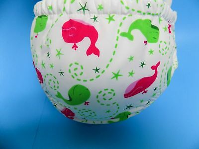My Swim Baby Diaper New Sizing, Wilma The Whale, XL