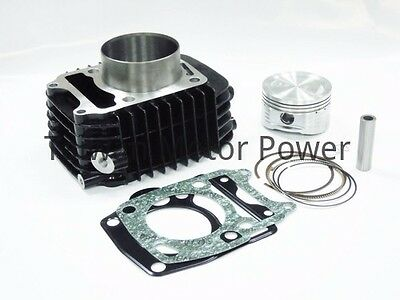 Taiwan CM 180cc for HONDA MSX 125 63mm Big Bore Cylinder Kit GROM modification