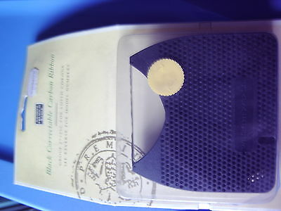 Smith Corona Electric Typewriter Carbon Ribbon, fits SL460 + others (see list)