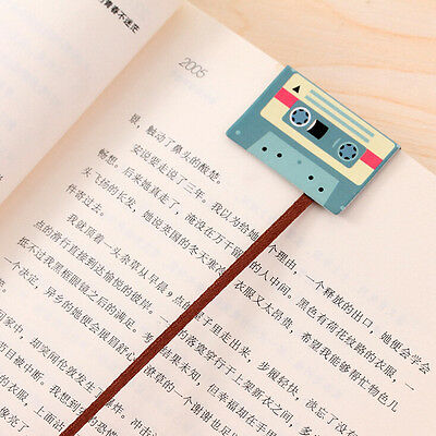 Magnetic Bookmarks With Ribbon Books Marker Page Stationery Office Supply  AU