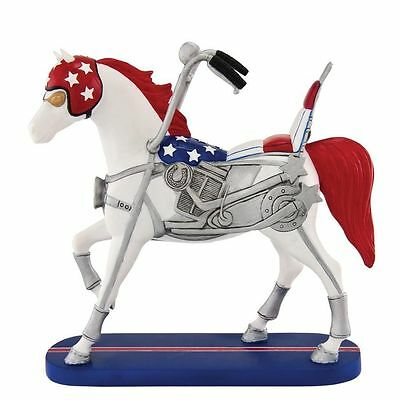 Enesco Trail Of Painted Ponies Happy Trails Figurine - EZ RIDER #4027287