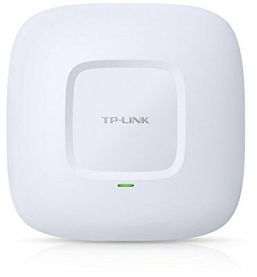 TP-LINK EAP110 300 Mbps Wireless N Ceiling Mount Access Point Passive PoE Mode,