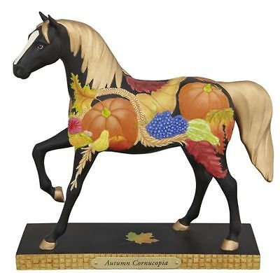 "The Trail of Painted Ponies ""Autumn Cornucopia"" NIB #4041001"