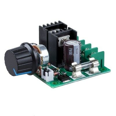 12V-40V 10A PWM DC Motor Speed Controller with Knob HP