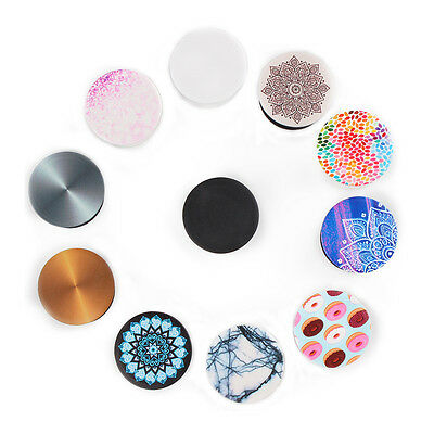 Fashion Universal Expanding Stand & Grip PopSocket Mount for Smartphones Tablets