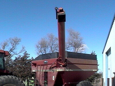 Lower Price F500 A&L Grain Cart used