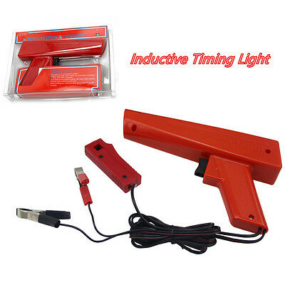 Professional Car Inductive Timing Light Gun Tester Engine Ignition Tester Xenon