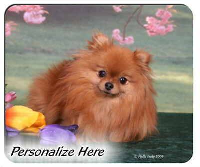 Pomeranian  ( 32 )  Personalized   Mouse Pad