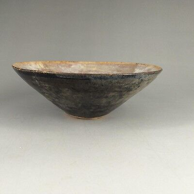 Chinese antique ceramic bowl of pure handmade