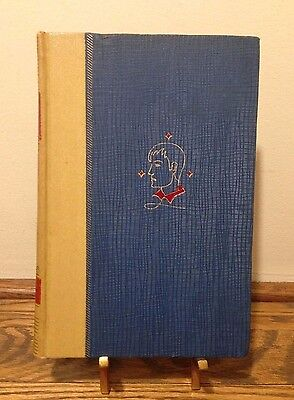 Antique Book The Picture Of Dorian Gray Oscar Wilde Illustrated 1931