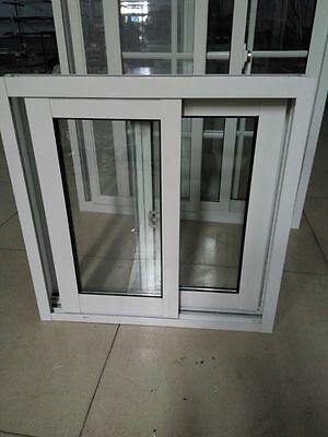 Aluminum Double Glazed Sliding Window 600h*610@ wholesales price
