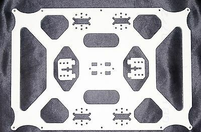 Prusa i3 Alucomp 200mm x 300mm Heated Bed Support, Y carriage Plate 6mm Reprap