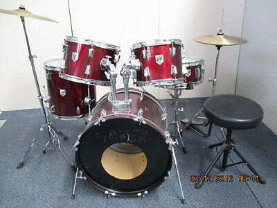 MAPEX UB KIT With stands and cymbals