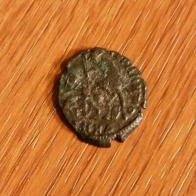 CONSTANTIUS II Constantine the Great Ancient Roman Coin very rare