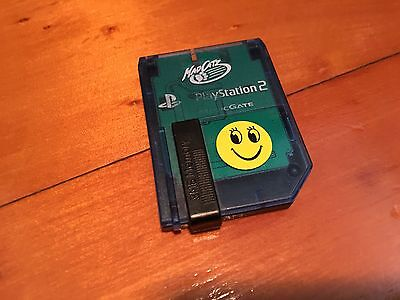 NEW PS2 FREE MCBOOT v1.952 Mod Chip / MagicGATE 8MB Memory Card FMCB MC BOOT