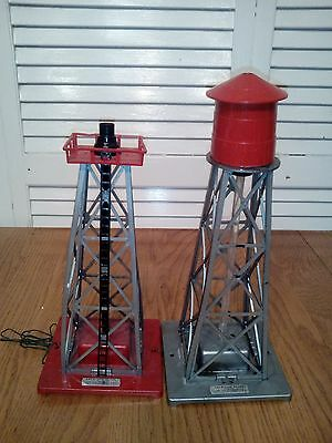 American Flyer Towers For Repair As-Is