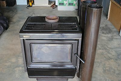 Wood Heater- Meridian Brand* Good For Shed*