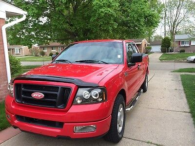 2004 Ford F-150 FX4 Extended Cab Pickup 4-Door 2004 Ford F-150 Ext Cab Nice!!