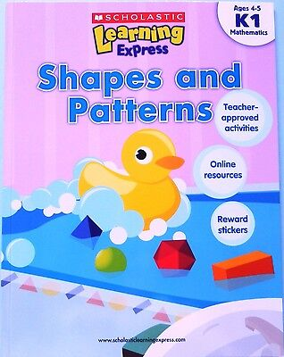 Shapes and Patterns by Scholastic Australia(New S/C)