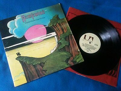 Hawkwind - Warrior On The Edge Of Time LP UK 1975 VG+/VG+   # Space / Psych