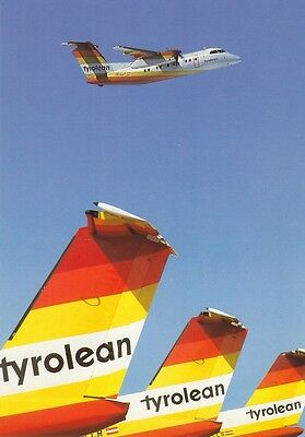 Official Release Tyrolean Airways DHC-8