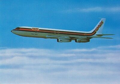 Official Release MAOF B707 Postcard