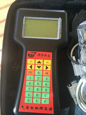Airbag Resetting and Anti-Theft Code Reader 2 in 1 Airbag Reset Tool