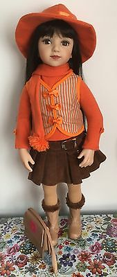 "20"" Maru and Friends Latino Maru doll plus extra outfits, Dianna Effner"