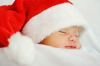 Personalized letter and photo from SANTA CLAUS for Baby's First Christmas