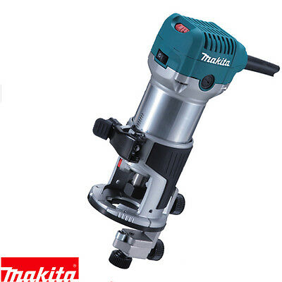 Makita RT0700CX4 Router/Laminate Trimmer with Trimmer Guide 110V