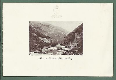1918 New Year Card From Director General Of Telegraphs Of Norway