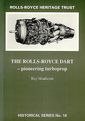 The Rolls-Royce Dart - Pioneering Turboprop