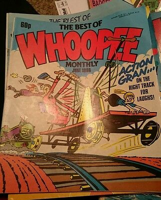 The Best Of Whoopee June 1986