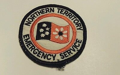 Northern Territory Emergency Service Patch / Badge
