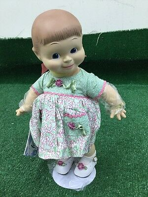 """Kewpie Cameo Collectibles """" Giggles"""" 12"""" 1671-74"""