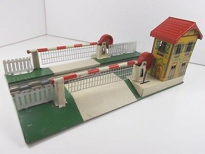 French Jep O Gauge Level Crossing