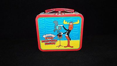 The Adventures Of Rocky, Bullwinkle & Friends  Mini Lunch Box