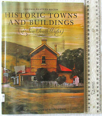 Central Western HISTORIC TOWNS BUILDINGS New South Wales Hill-End Sofala CRAGO