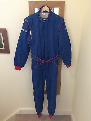 Sparco FIA Race Rally suit size 56