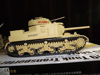1/35 scale built British m3 lee grant tank