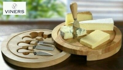 Viners Ultimate 4 Piece Cheese set