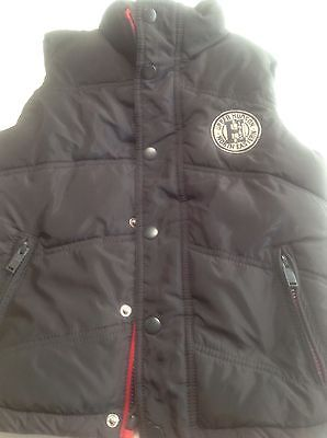 Tommy Hilfiger body warmer gilet 7-8 years