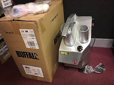 Buffalo Continuous Vegetable Prep Machine G784 Commercial Slicer Cutter - NEW
